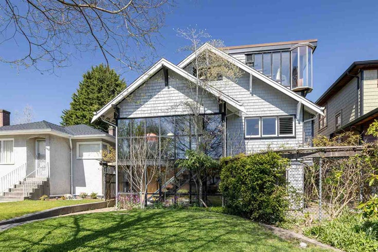 879 W 61ST AVENUE - Marpole House/Single Family for sale, 3 Bedrooms (R2568082)
