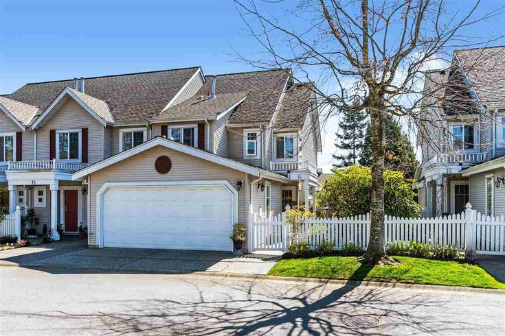 14 13499 92 AVENUE - Queen Mary Park Surrey Townhouse for sale, 3 Bedrooms (R2568084)
