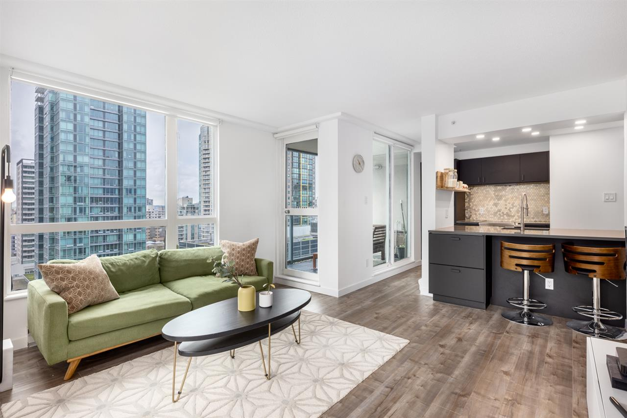 2106 1238 MELVILLE STREET - Coal Harbour Apartment/Condo for sale, 2 Bedrooms (R2568097)