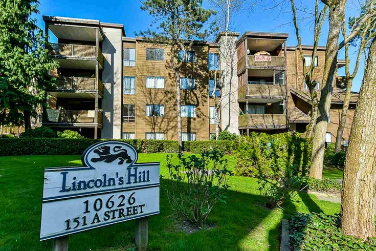304 10626 151A STREET - Guildford Apartment/Condo for sale, 2 Bedrooms (R2568099)