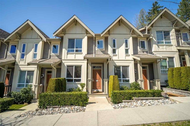 17 3395 GALLOWAY AVENUE - Burke Mountain Townhouse for sale, 3 Bedrooms (R2568101)