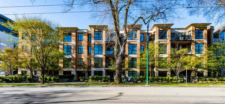 408 2065 W 12TH AVENUE - Kitsilano Apartment/Condo for sale, 2 Bedrooms (R2568107)