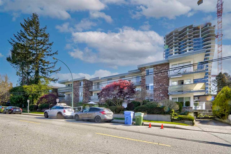 101 1520 BLACKWOOD STREET - White Rock Apartment/Condo for sale(R2568133)
