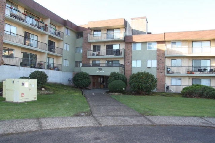 307 45598 MCINTOSH DRIVE - Chilliwack W Young-Well Apartment/Condo for sale, 1 Bedroom (R2568134)
