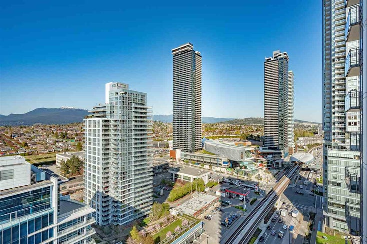 2302 2008 ROSSER AVENUE - Brentwood Park Apartment/Condo for sale, 2 Bedrooms (R2568165)