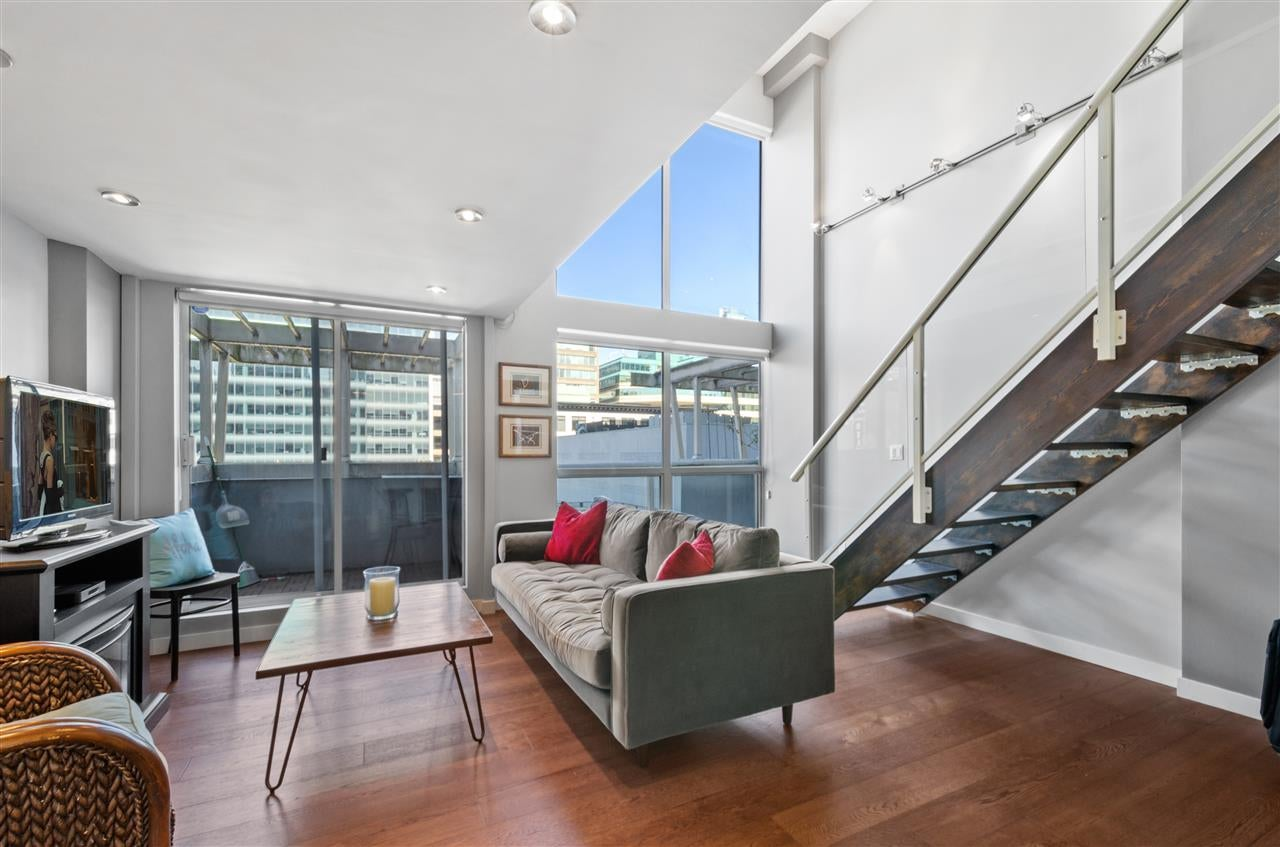 409 933 SEYMOUR STREET - Downtown VW Apartment/Condo for sale, 1 Bedroom (R2568177)