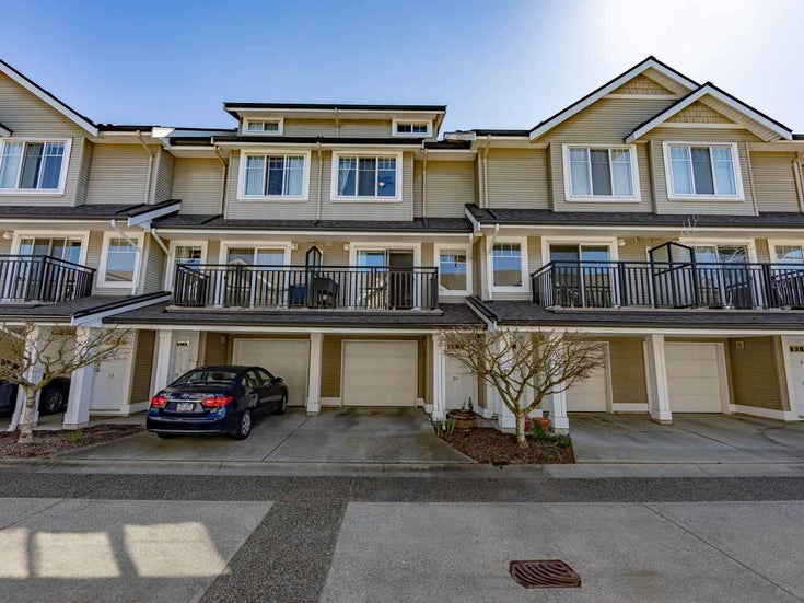 19 2927 FREMONT STREET - Riverwood Townhouse for sale, 3 Bedrooms (R2568188)
