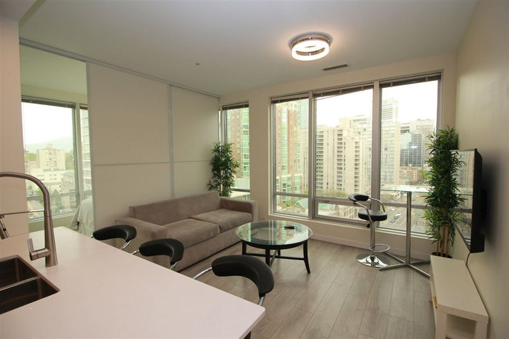 808 989 NELSON STREET - Downtown VW Apartment/Condo for sale, 2 Bedrooms (R2568203)