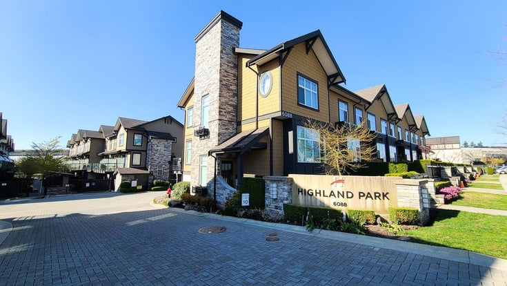 17 6088 BERESFORD STREET - Metrotown Townhouse for sale, 4 Bedrooms (R2568255)