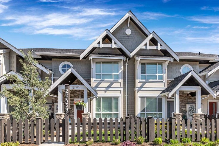 20459 86 AVENUE - Willoughby Heights Row House (Non-Strata) for sale, 4 Bedrooms (R2568320)