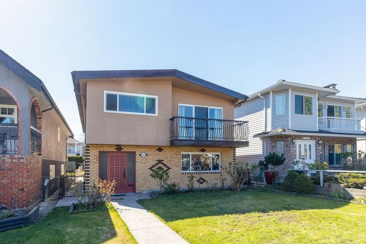 2240 GRAVELEY STREET - Grandview Woodland House/Single Family for sale, 5 Bedrooms (R2568323)