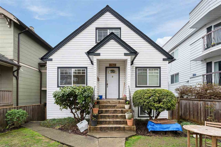 3379 HEATHER STREET - Cambie House/Single Family for sale, 6 Bedrooms (R2568374)
