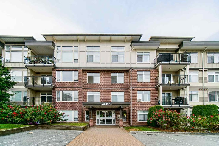 102 46150 BOLE AVENUE - Chilliwack N Yale-Well Apartment/Condo for sale, 1 Bedroom (R2568388)