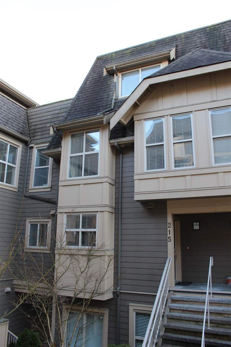 215 2110 ROWLAND STREET - Central Pt Coquitlam Townhouse for sale, 3 Bedrooms (R2568390)