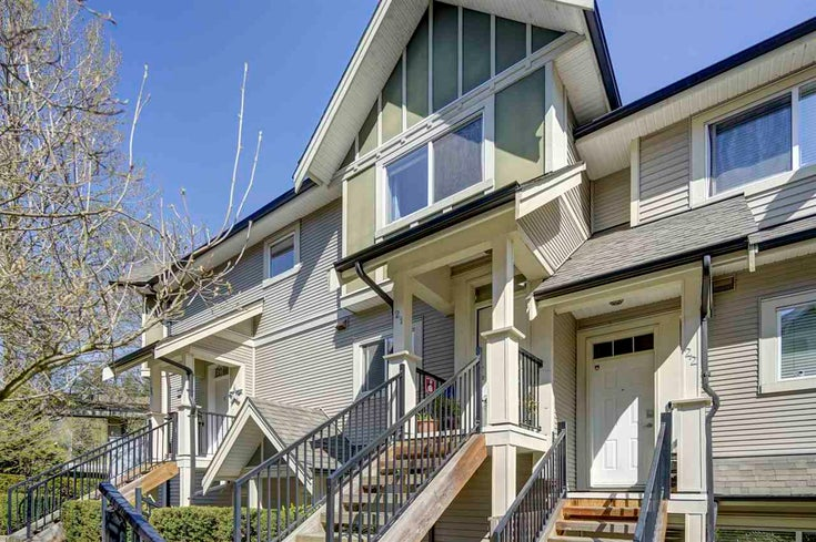 21 6888 RUMBLE STREET - South Slope Townhouse for sale, 2 Bedrooms (R2568391)