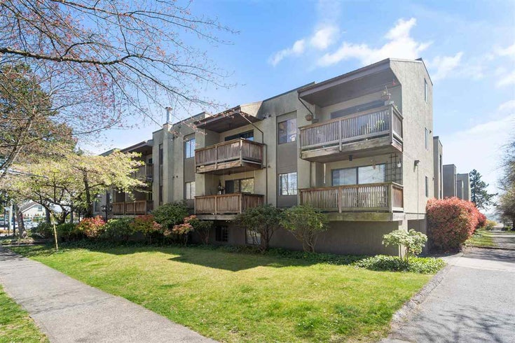 209 1202 LONDON STREET - West End NW Apartment/Condo for sale, 1 Bedroom (R2568428)