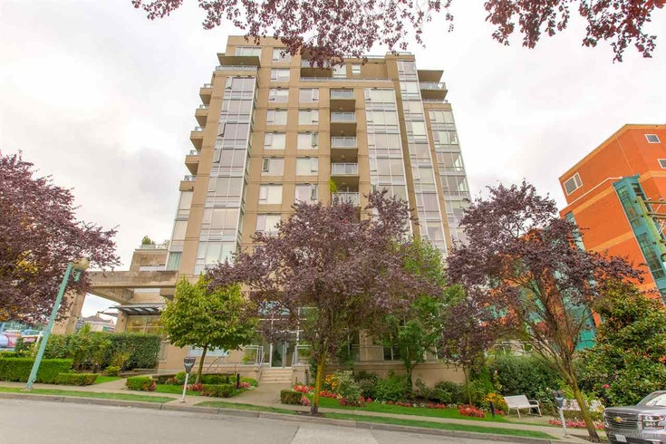 301 2483 SPRUCE STREET - Fairview VW Apartment/Condo for sale, 2 Bedrooms (R2568430)