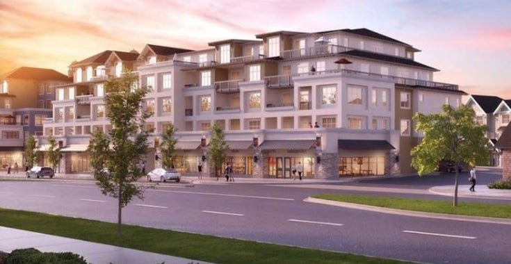 A305 20487 65 AVENUE - Willoughby Heights Apartment/Condo for sale, 1 Bedroom (R2568483)