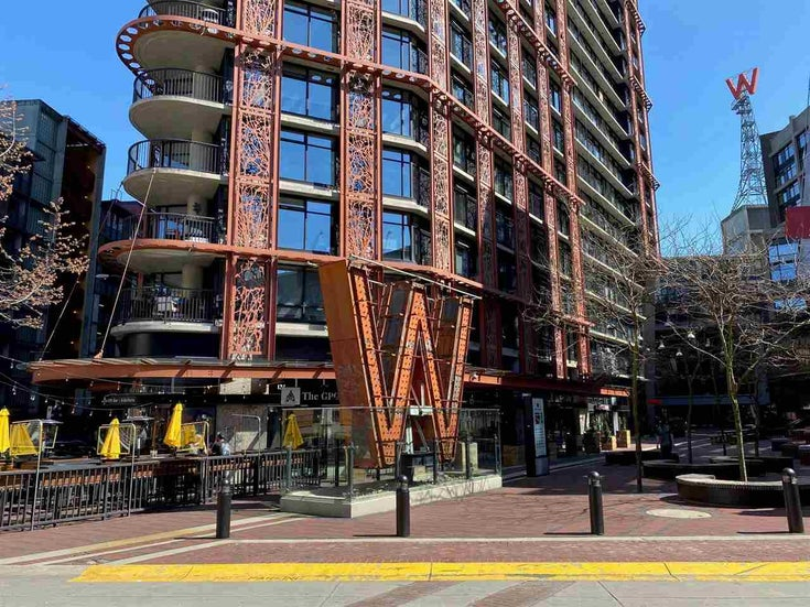 2404 128 W CORDOVA STREET - Downtown VW Apartment/Condo for sale, 1 Bedroom (R2568524)