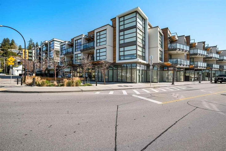 306 1150 OXFORD STREET - White Rock Apartment/Condo for sale, 2 Bedrooms (R2568578)