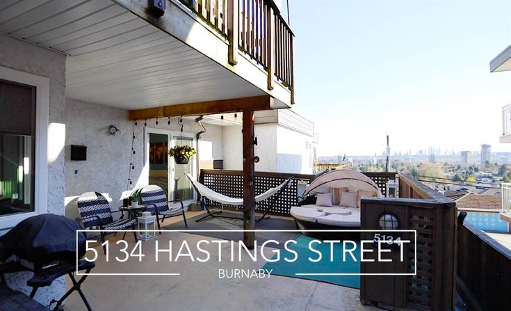 5134 HASTINGS STREET - Capitol Hill BN Apartment/Condo for sale, 1 Bedroom (R2568598)