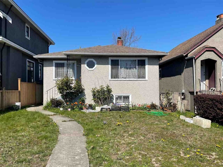 2829 MCGILL STREET - Hastings Sunrise House/Single Family for sale, 4 Bedrooms (R2568632)