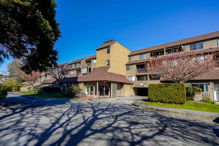 322 8120 COLONIAL DRIVE - Boyd Park Apartment/Condo for sale, 1 Bedroom (R2568635)