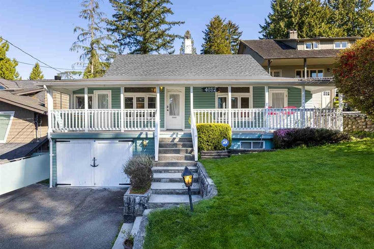 4652 STRATHCONA ROAD - Deep Cove House/Single Family for sale, 3 Bedrooms (R2568640)