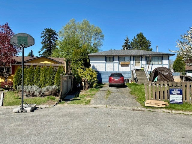20543 50A AVENUE - Langley City House/Single Family for sale, 4 Bedrooms (R2568642)