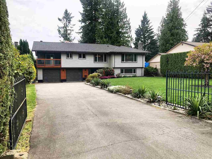 1324 FOSTER AVENUE - Central Coquitlam House/Single Family for sale, 5 Bedrooms (R2568645)
