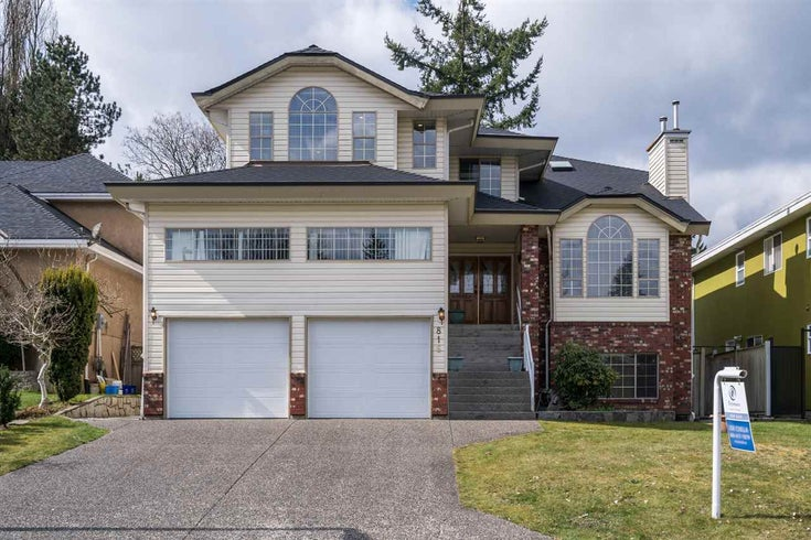 816 RAYNOR STREET - Coquitlam West House/Single Family for sale, 6 Bedrooms (R2568662)