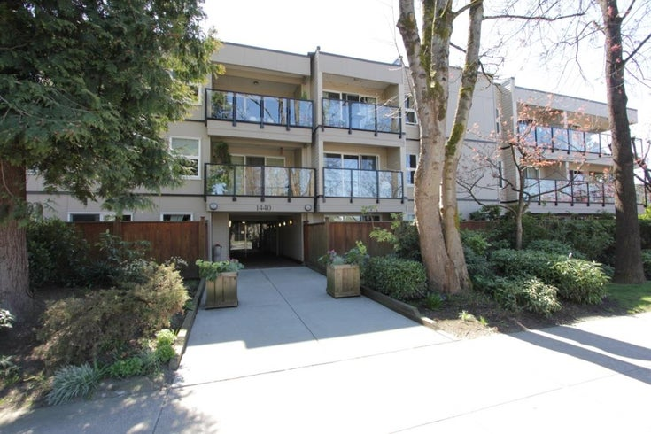 203 1440 E BROADWAY STREET - Grandview Woodland Apartment/Condo for sale, 1 Bedroom (R2568725)