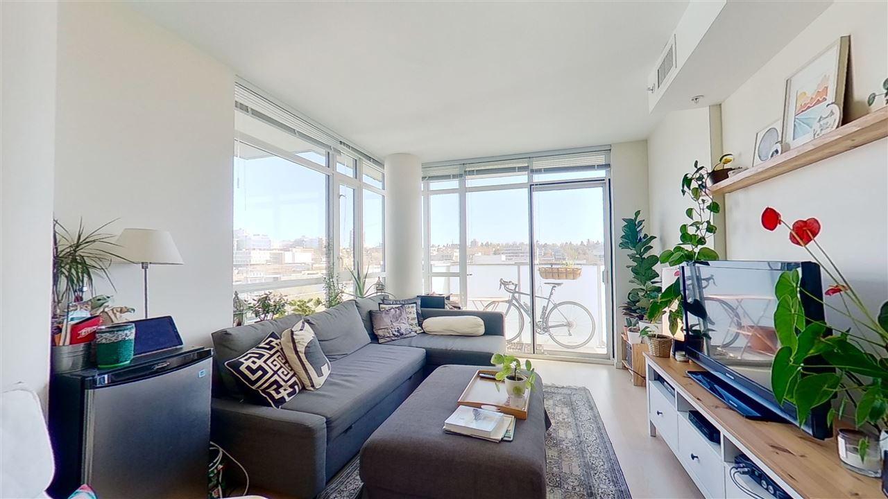 701 89 W 2ND AVENUE - False Creek Apartment/Condo for sale, 1 Bedroom (R2568757) - #1