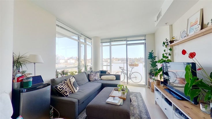 701 89 W 2ND AVENUE - False Creek Apartment/Condo for sale, 1 Bedroom (R2568757)