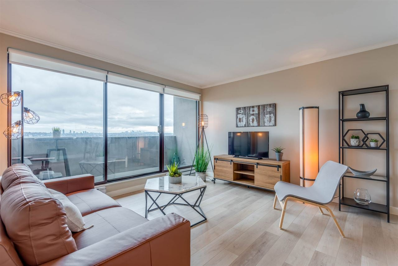 1603 110 W 4TH STREET - Lower Lonsdale Apartment/Condo for sale, 1 Bedroom (R2568776) - #1