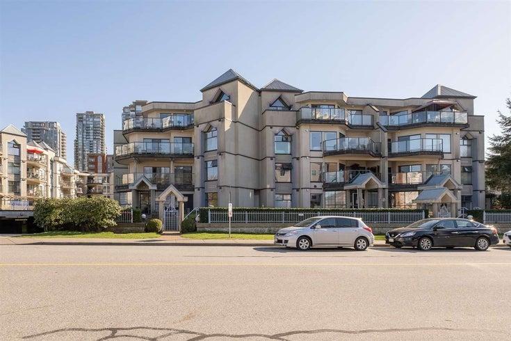 103 2968 BURLINGTON DRIVE - North Coquitlam Apartment/Condo for sale, 2 Bedrooms (R2568842)