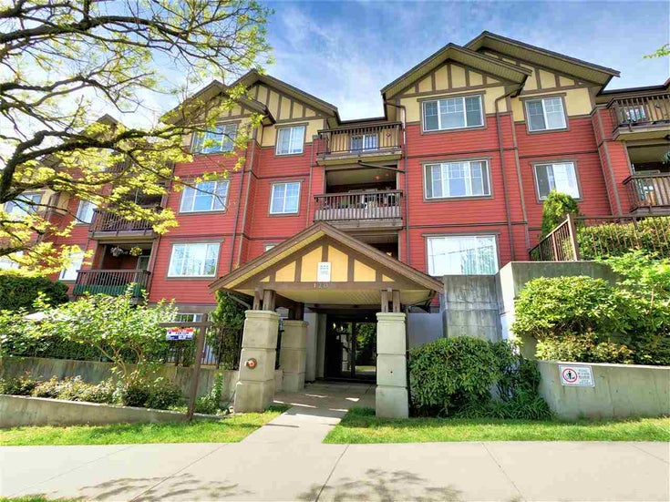 304 1205 FIFTH AVENUE - Uptown NW Apartment/Condo for sale, 2 Bedrooms (R2568844)