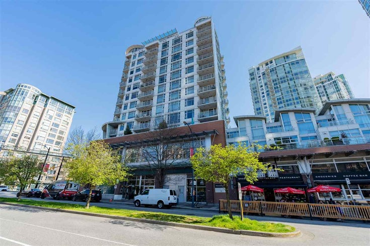 1108 189 DAVIE STREET - Yaletown Apartment/Condo for sale, 1 Bedroom (R2568872)