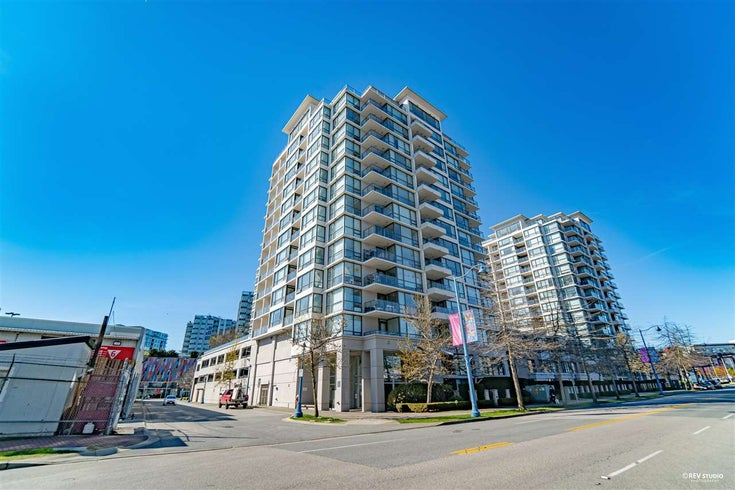 707 7535 ALDERBRIDGE WAY - Brighouse Apartment/Condo for sale, 2 Bedrooms (R2568940)