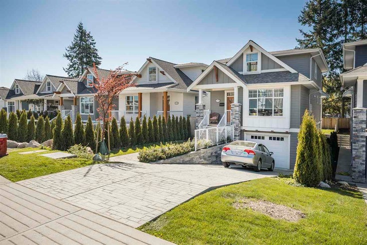 15498 RUSSELL AVENUE - White Rock House/Single Family for sale, 4 Bedrooms (R2568948)