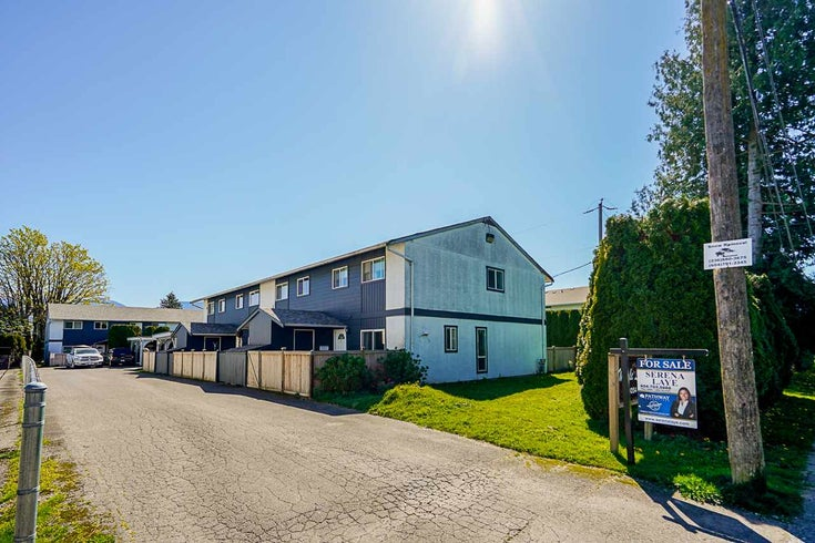 1 9354 HAZEL STREET - Chilliwack E Young-Yale Townhouse for sale, 3 Bedrooms (R2569043)