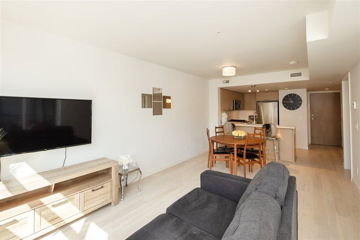 506 95 MOODY STREET - Port Moody Centre Apartment/Condo for sale, 1 Bedroom (R2569113)