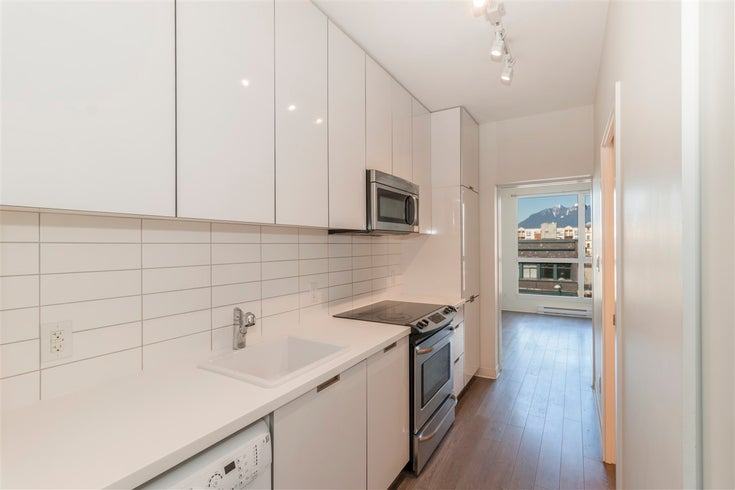 406 138 E HASTINGS STREET - Downtown VE Apartment/Condo for sale, 1 Bedroom (R2569120)
