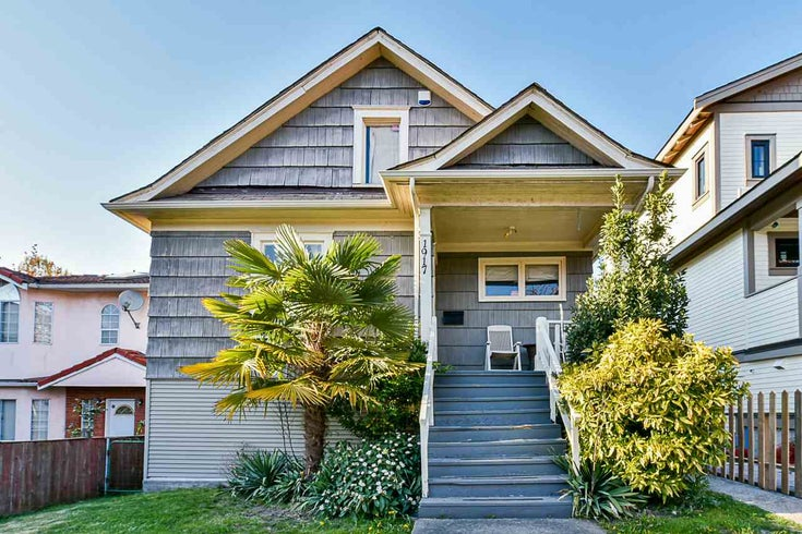 1917 E 3RD AVENUE - Grandview Woodland House/Single Family for sale, 2 Bedrooms (R2569149)