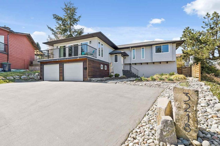 3218 PINDA DRIVE - Port Moody Centre House/Single Family for sale, 4 Bedrooms (R2569160)