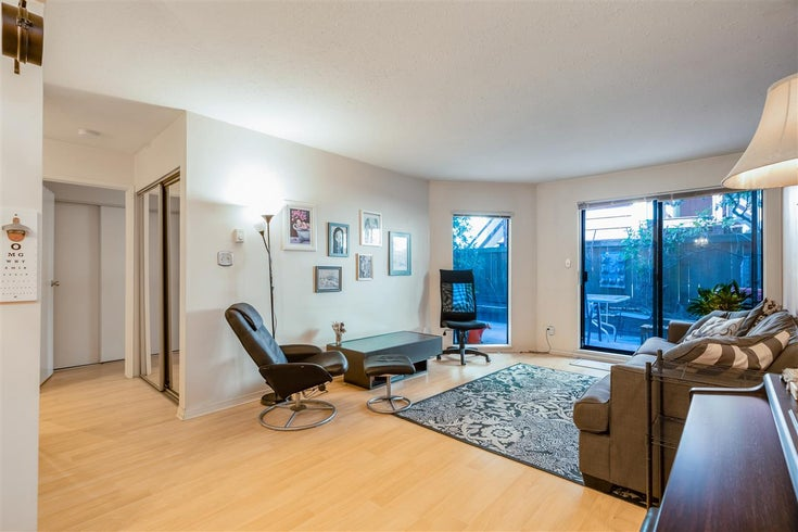109 975 W 13TH AVENUE - Fairview VW Apartment/Condo for sale, 1 Bedroom (R2569188)
