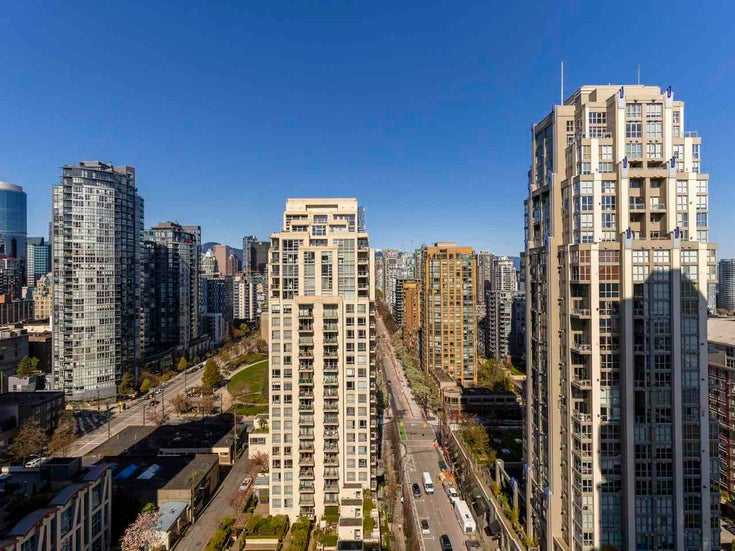 2204 1295 RICHARDS STREET - Downtown VW Apartment/Condo for sale, 1 Bedroom (R2569227)