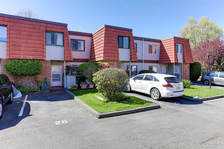 26 10700 SPRINGMONT DRIVE - Steveston North Townhouse for sale, 3 Bedrooms (R2569241)