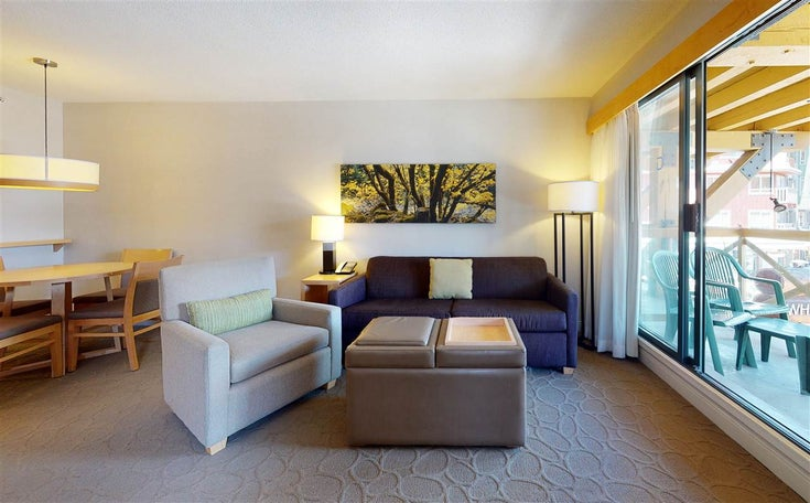 1220 4308 MAIN STREET - Whistler Village Apartment/Condo for sale, 1 Bedroom (R2569257)