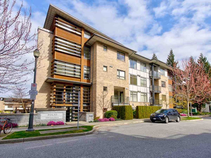 307 5955 IONA DRIVE - University VW Apartment/Condo for sale, 1 Bedroom (R2569325)